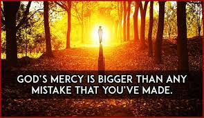 28 Bible Verses about God's mercy