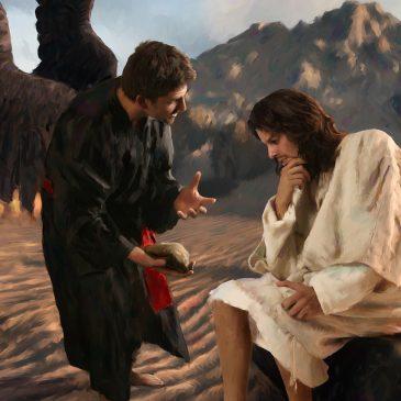 7  verses prove God can lead into temptation.