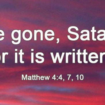 Bible verses to use in spiritual warfare