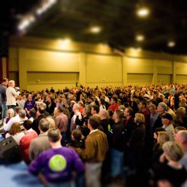 Top 10 gatherings to make Altar Calls