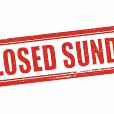 7 reasons to honor Sundays
