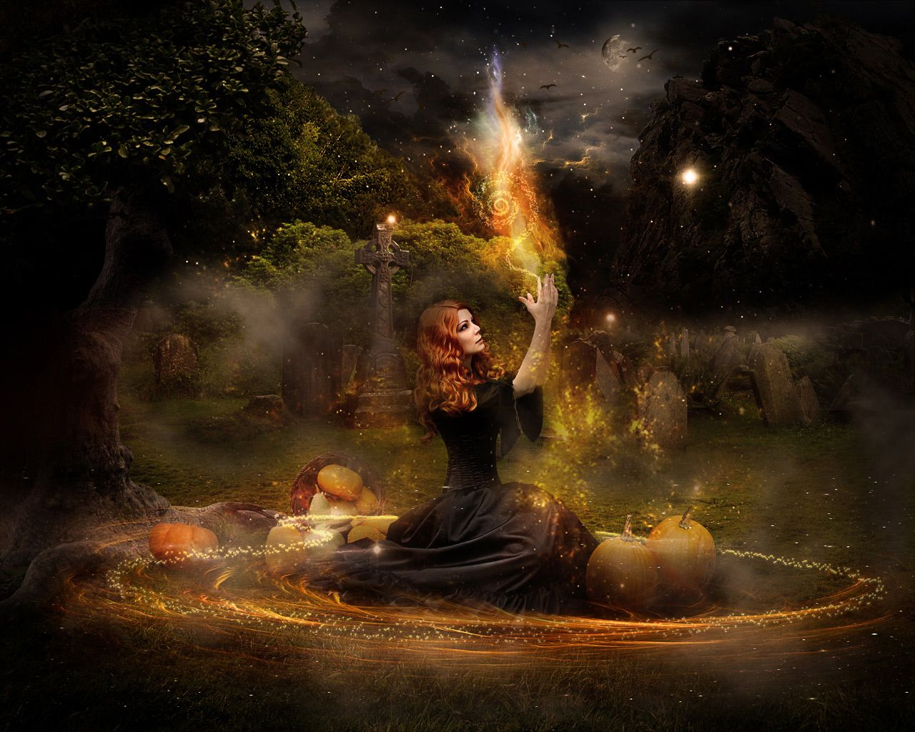 Witchcraft threatens spread of the Gospel.