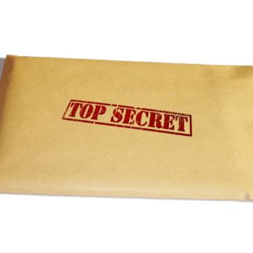 Satan's top secret
