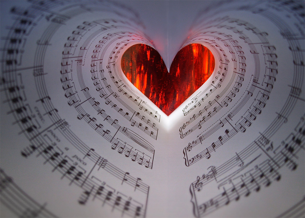 The power of singing in your heart