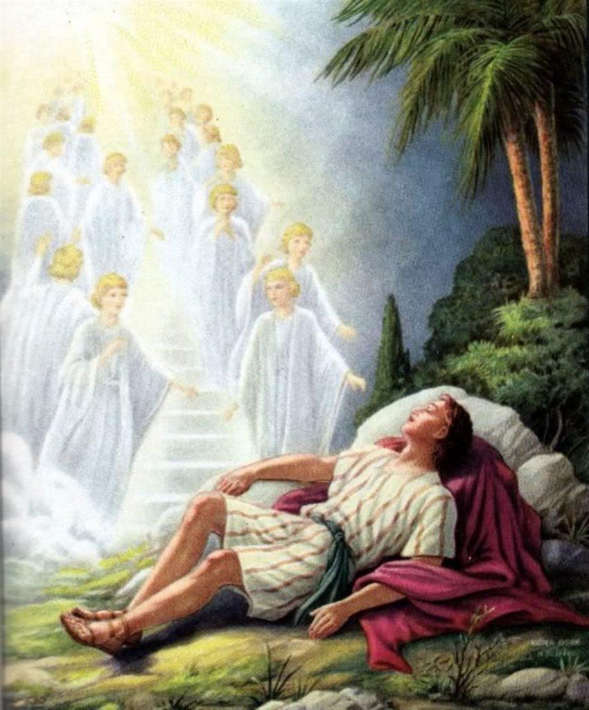 God blesses through dreams