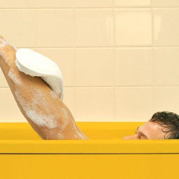 Sponge that washes sins.