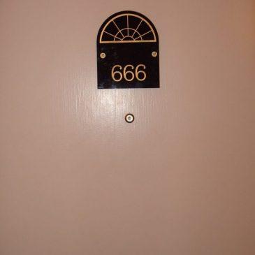 Avoid number 666.