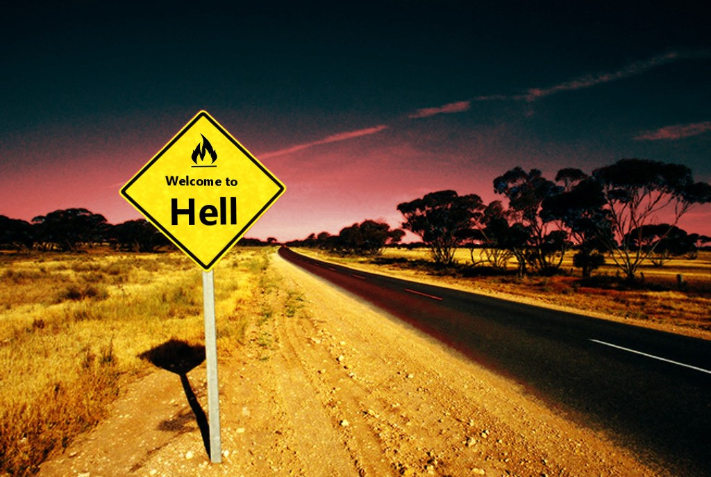 Websites leading Christians to Hell