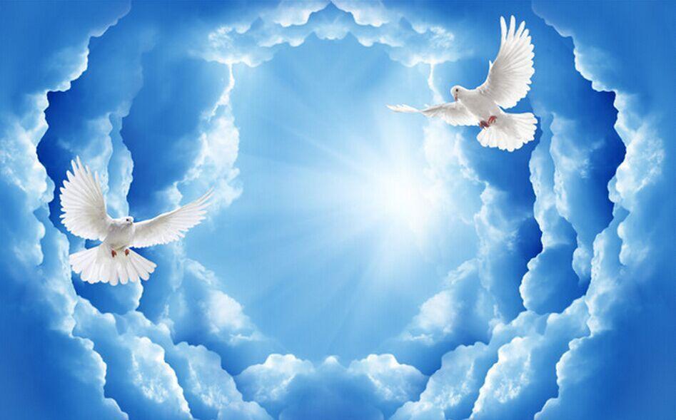 How God's angels strengthen you.