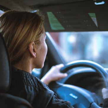 Overcoming demons as you drive