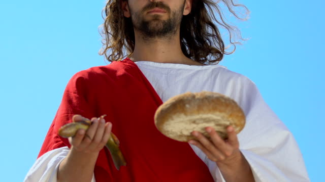 How Satan curses food to be eaten by Christians
