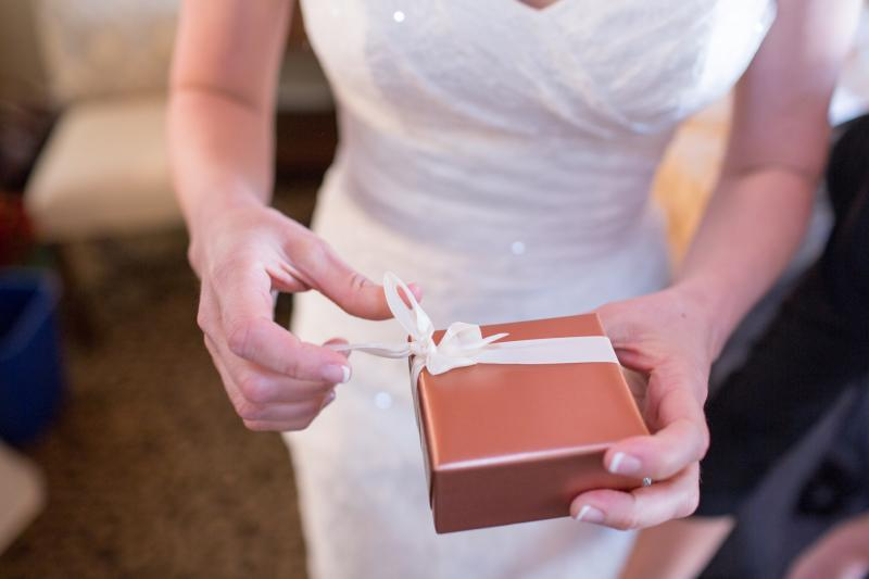 Curses coming with wedding gifts