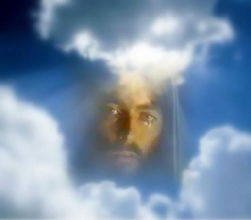 Jésus-Christ pleure à cause de toi