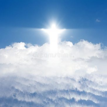Jesus Christ is visiting you today